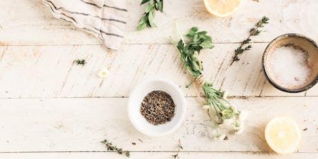 Healing Summer Herbs  tickets