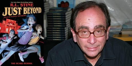 A VISIT WITH GOOSEBUMPS AUTHOR R.L. STINE! tickets