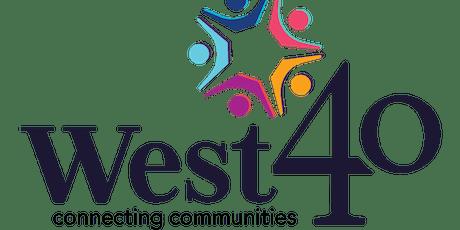 West40 Principals Network  tickets