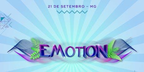 Emotion ingressos