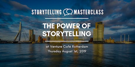 Storytelling Master Class- The Power of Storytelling tickets