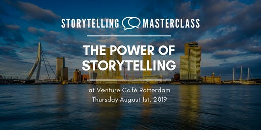 Storytelling Master Class- The Power of Storytelling