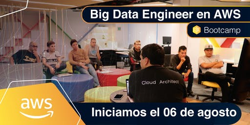 Big Data Engineering en AWS 50 horas