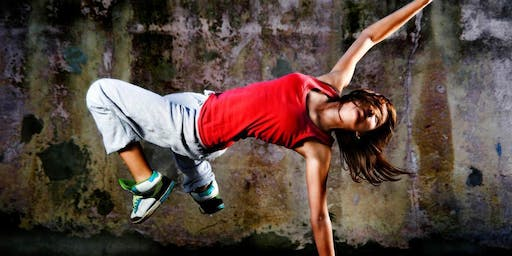 Street Dance with Carter Productions - 12 to 14 August for 8 to 17 year old