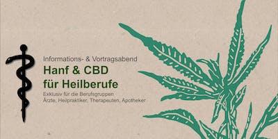 """Informations- & Vortragsabend \""""Hanf & CBD für Heilberufe\"""""""