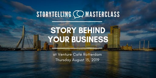 Storytelling Master Class -  Story Behind Your Business