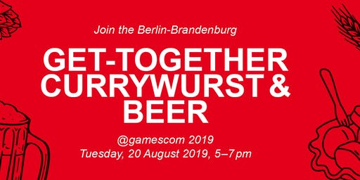 gamescom 2019: Berlin-Brandenburg Get-Together @ GAMES – MADE IN BERLIN-BRANDENBURG