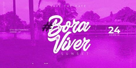 #BoraViver ingressos