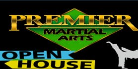 Premier Martial Arts OPEN HOUSE!!