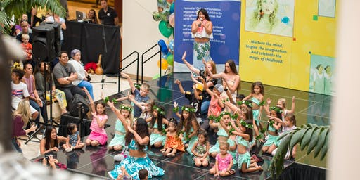 Summer Keiki (Kids) Polynesian Dance Classes with Island Inspirations