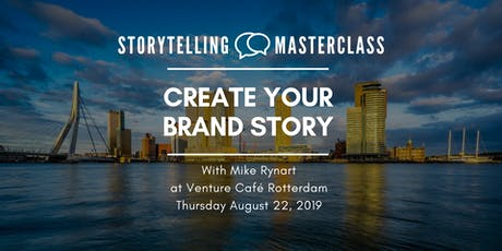 Storytelling Master Class - Create your Brand Story tickets