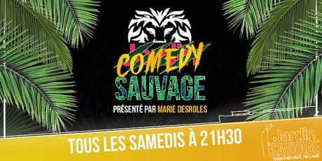 Comedy SAUVAGE billets