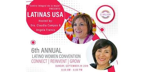 6to Encuentro Nacional de Mujeres Latinas USA/ 6th Annual Latino Women Convention tickets