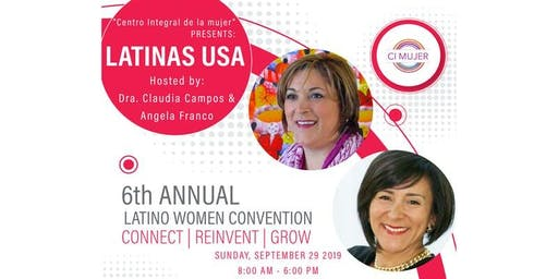 6to Encuentro Nacional de Mujeres Latinas USA/ 6th Annual Latino Women Convention