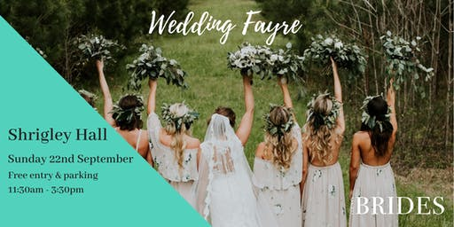Shrigley Hall Wedding Fayre