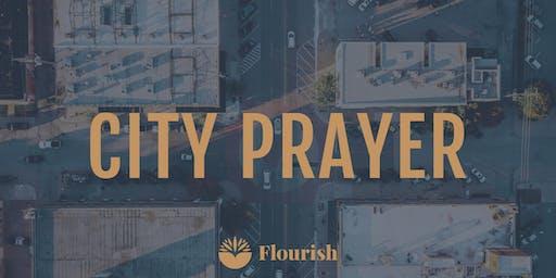 CITY PRAYER // July
