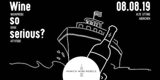 Munich Wine Rebels - Weinprobe auf der Alten Utting