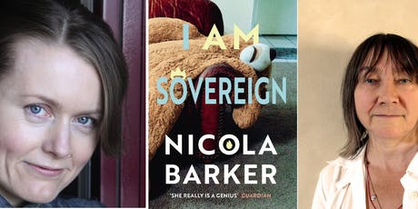 Nicola Barker and Ali Smith: I Am Sovereign tickets