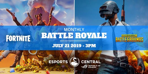PUBG  Monthly Tournament (July 21st)