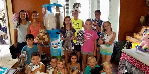 Build A Stuffed Animal Pal at Davis Summer Camp