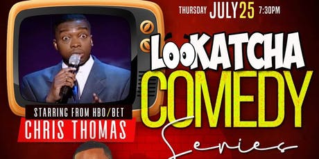 LookAtcha Comedy Series tickets