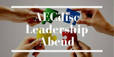 AECdisc® Leadership Abend Tickets