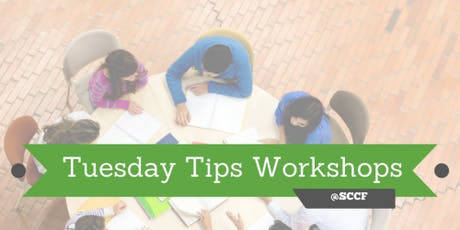 Tuesday Tip Workshop: Management Training tickets