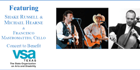 Concert & Reception for Very Special Arts Texas tickets
