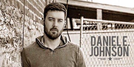 Daniel E Johnson tickets
