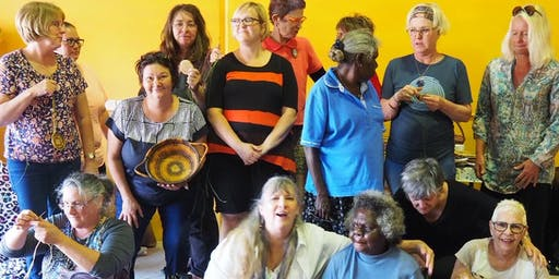 Indigenous weaving cultural exchange opportunity 1