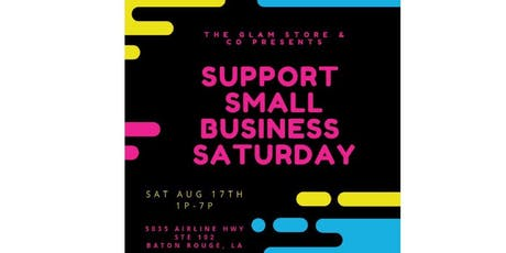 Support Small Business Saturday  tickets