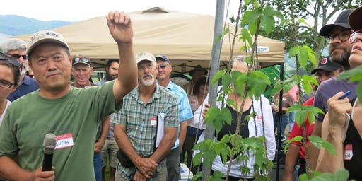 2019 Alternative Crops and Organics Day (and Mountain Research Station Field Day)