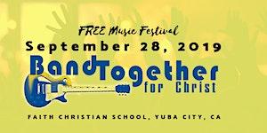 Band Together for Christ Music Festival