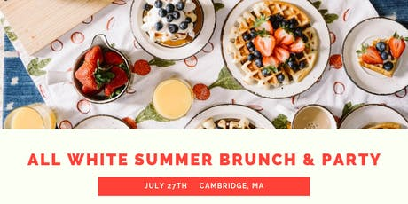All White Summer Brunch and Party tickets