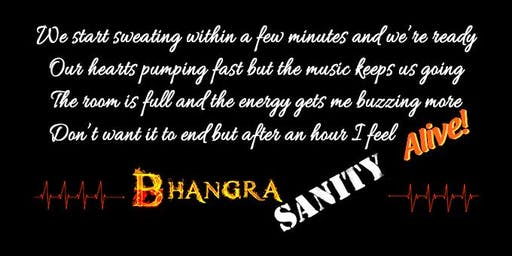 BhangraSanity - The Ultimate Party Workout