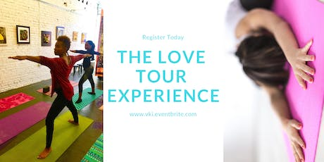 The Love Tour Experience Birmingham tickets