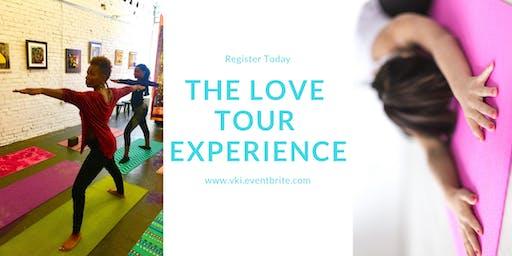 The Love Tour Experience Birmingham