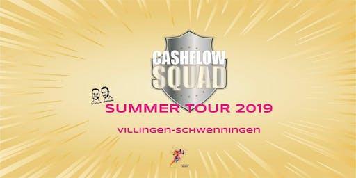 CASHFLOW SQUAD SUMMER TOUR in VILLINGEN-SCHWENNINGEN Gruppe 1