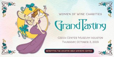 Women of Wine Charities 2019 Grand Tasting tickets