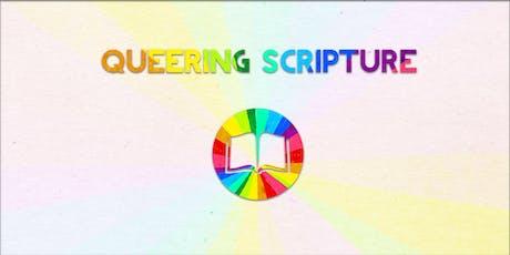 Queering Scripture tickets