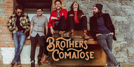 The Brothers Comatose - Live at The Lariat tickets