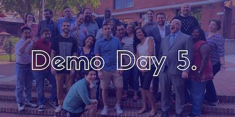 Momentum Demo Day (Summer 2019) tickets