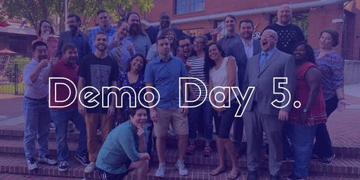 Momentum Demo Day (Summer 2019)