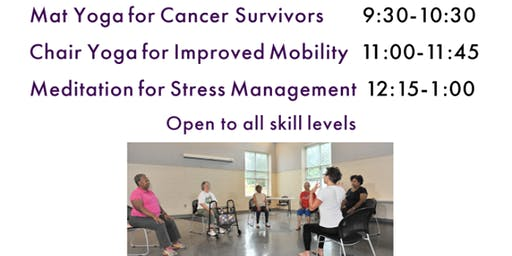 FREE Meditation for Stress Management Class at The Grewal Center