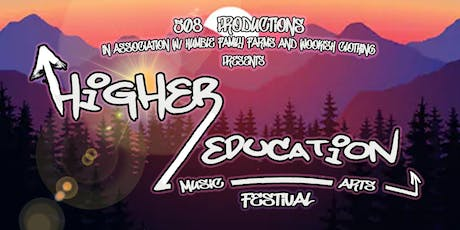Higher Education Music & Arts Festival tickets