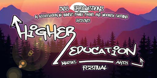 Higher Education Music & Arts Festival