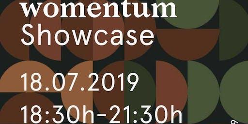 Womentum Showcase Day Berlin 2019