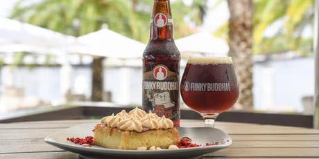 Funky Buddha & Shooters Waterfront Beer Pairing Dinner tickets