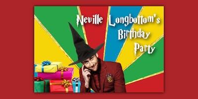 Neville Longbottom's Birthday Party