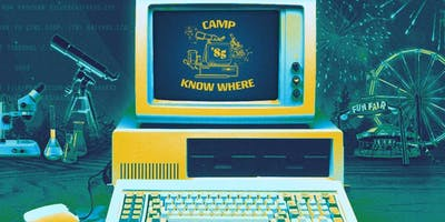 Stranger Things Camp Know Where: Strange-ify Your World